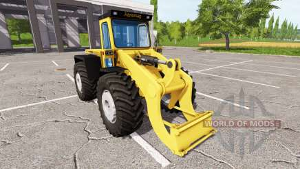Hanomag 55D для Farming Simulator 2017