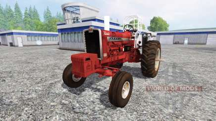 Farmall 1206 Turbo для Farming Simulator 2015