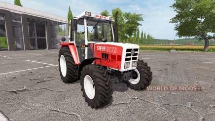 Steyr 8070A SK2 для Farming Simulator 2017