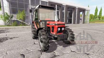 Zetor 5245 для Farming Simulator 2017