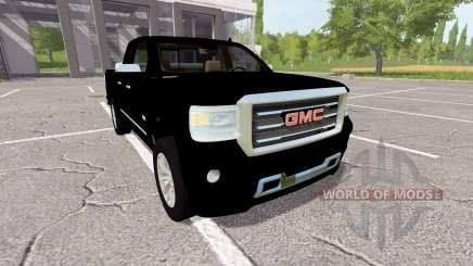 GMC Sierra 1500 для Farming Simulator 2017