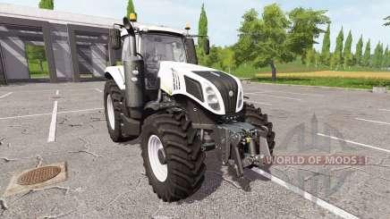 New Holland T8.435 v1.1 для Farming Simulator 2017