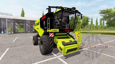 CLAAS Lexion 795 для Farming Simulator 2017