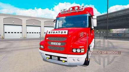 Iveco Strator v3.1 для American Truck Simulator
