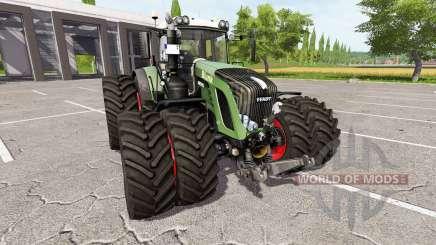 Fendt 933 Vario v2.0 для Farming Simulator 2017