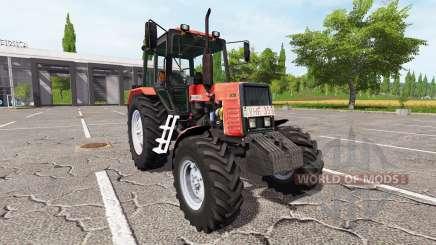 МТЗ-820 Беларус для Farming Simulator 2017