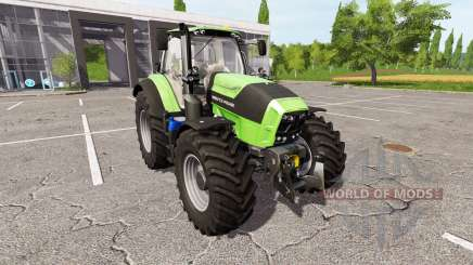 Deutz-Fahr Agrotron 7230 TTV v1.1 для Farming Simulator 2017