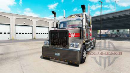 Wester Star 4800 v2.0 для American Truck Simulator