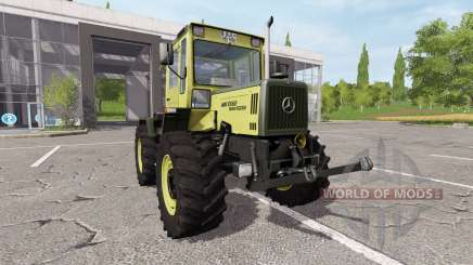 Mercedes-Benz Trac 900 Turbo v2.0 для Farming Simulator 2017