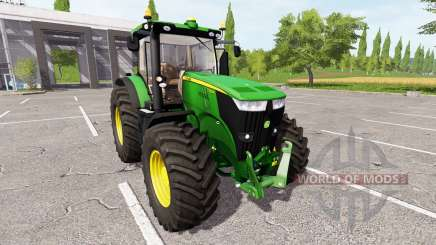 John Deere 7280R v1.1.0.1 для Farming Simulator 2017