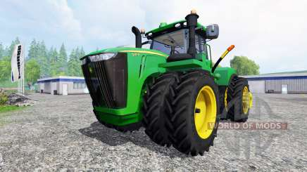 John Deere 9370R для Farming Simulator 2015