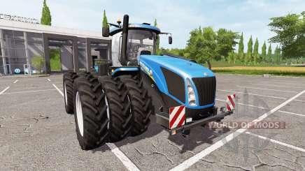 New Holland T9.480 для Farming Simulator 2017