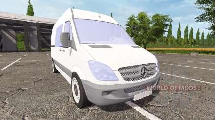 Mercedes-Benz Sprinter (Br.906) для Farming Simulator 2017