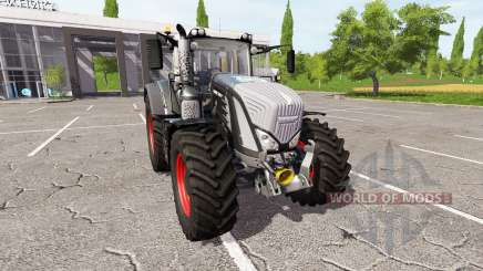Fendt 939 Vario black beauty для Farming Simulator 2017