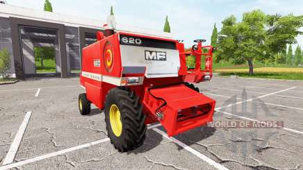 Massey Ferguson 620 для Farming Simulator 2017