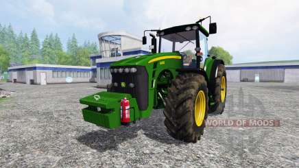 John Deere 8430 для Farming Simulator 2015