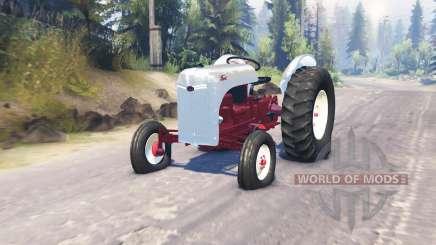 Ford 8N для Spin Tires
