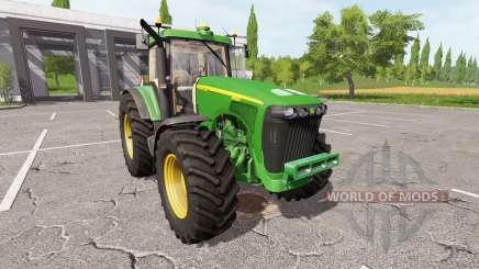 John Deere 8120 для Farming Simulator 2017