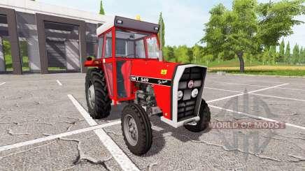 IMT 549 DeLuxe для Farming Simulator 2017