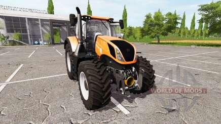 New Holland T7.315 для Farming Simulator 2017
