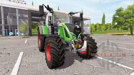 Fendt 513 Vario SCR для Farming Simulator 2017