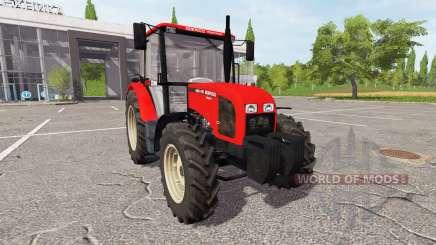 Zetor 6341 Super для Farming Simulator 2017