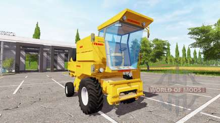 New Holland Clayson 8070 v2.0.2 для Farming Simulator 2017