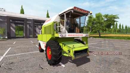 CLAAS Dominator 88S v1.0.0.1 для Farming Simulator 2017