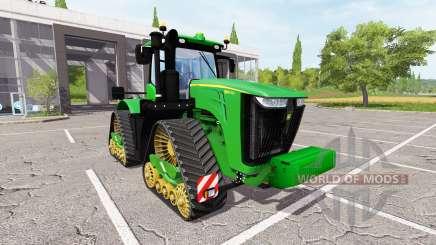 John Deere 9560RX для Farming Simulator 2017