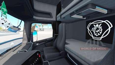 Scania T для American Truck Simulator