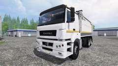 КамАЗ-6580 v1.2