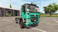 Tatra Phoenix T158 4x4 v2.0 для Farming Simulator 2017
