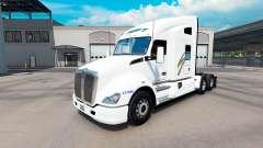 Скин Swift на тягач Kenworth T680 для American Truck Simulator