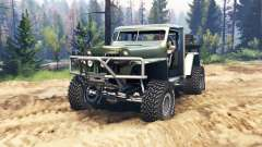 Willys Pickup Crawler 1960 v1.3.2