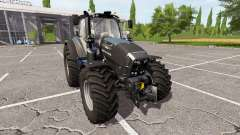Deutz-Fahr Agrotron 6160 TTV Warrior v1.0.0.1