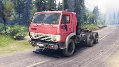 КамАЗ 5410 для Spin Tires