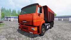 КамАЗ-6520 v2.0