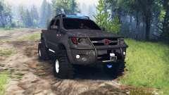 Toyota Hilux 2013 v4.0
