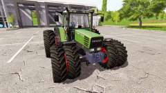 Fendt Favorit 512C Turbomatic v3.0 для Farming Simulator 2017