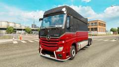 Mercedes-Benz Actros MP4 longline