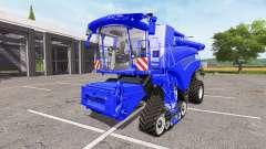 New Holland CR10.90 Police v1.0.0.1 для Farming Simulator 2017