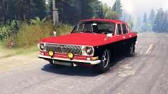 ГАЗ-24 Волга Мажор для Spin Tires