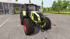 CLAAS Axion 940 v1.0.1