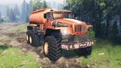 Урал 4320 Полярник v17.0 для Spin Tires