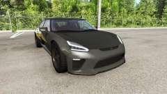 Hirochi SBR4 facelift v1.02 для BeamNG Drive