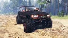 Toyota Land Cruiser 80 VX для Spin Tires