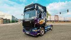 Скин Fast & Furious на тягач Scania