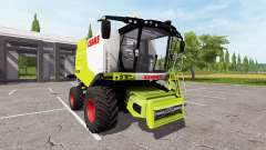 CLAAS Lexion 670 v0.9 для Farming Simulator 2017