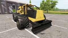 Tigercat 635E для Farming Simulator 2017
