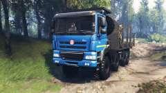 Tatra Phoenix T 158 8x8 v3.0 для Spin Tires
